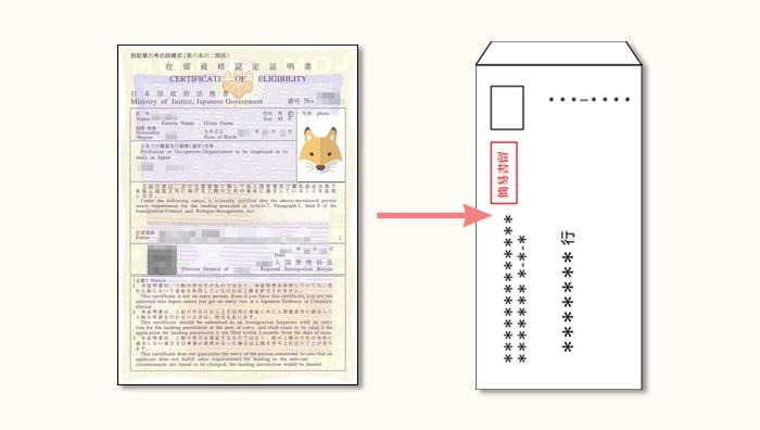 認定申請と査証申請の違い