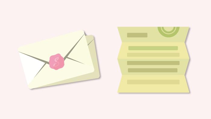 配偶者ビザ申請の関係性証明_手紙