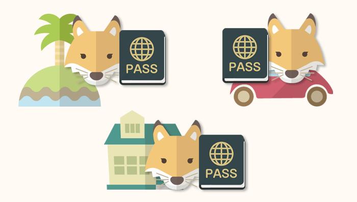 パスポートの携帯義務について