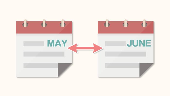課税証明書は5月から6月に年度が切り替わる
