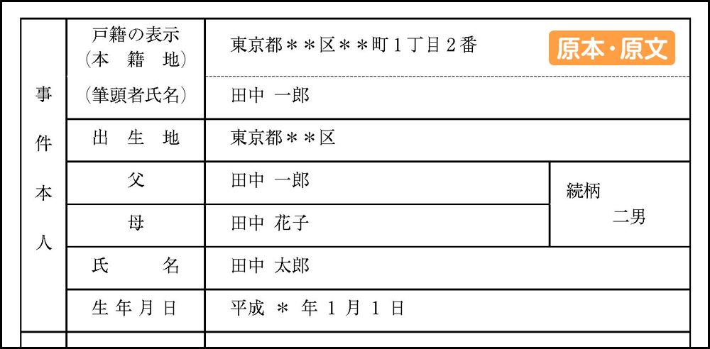 婚姻要件具備証明書の英訳テンプレートの原文_その2
